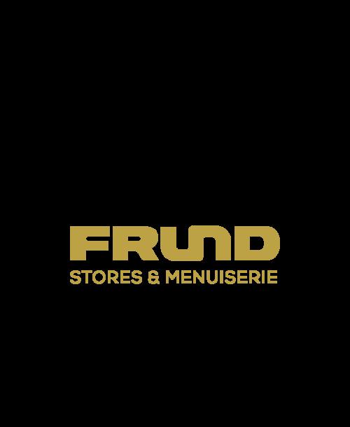 Logo de l'entreprise Frund – Stores & Menuiserie située à Courgenay dans le canton du Jura