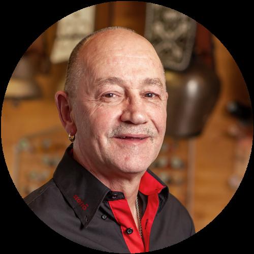 Jean-Claude Gendre fondateur de la société Bourgo