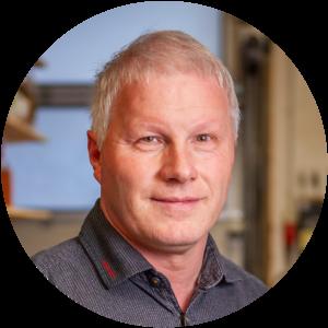 Didier Frund fondateur de la société Frund Store et Menuiserie