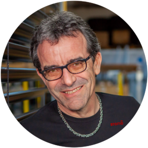 Serge Richoz fondateur de la société Val Stores