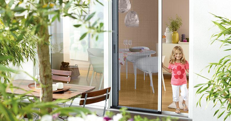 Moustiquaire pour fenêtres