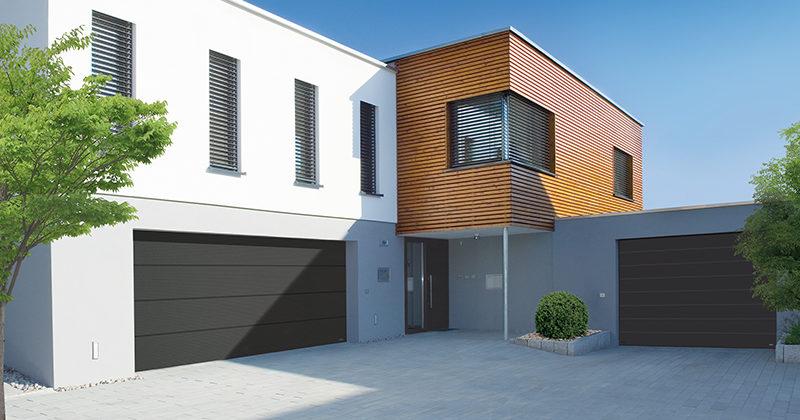 Porte de garage storio